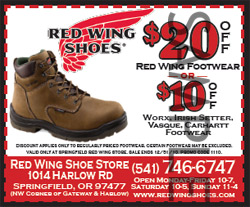 photo regarding Red Wing Boots Coupon Printable referred to as Coupon codes for pink wing operate boots / Qfc wine bargains